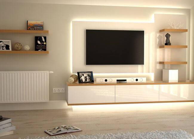 Wall Tv Unit